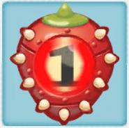 Strawberry bomb 1