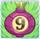 Onion bomb 9 on grass