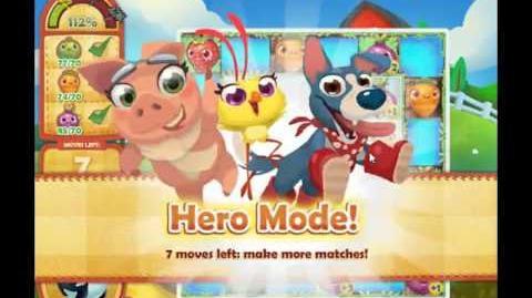 Farm Heroes Saga Level 1127