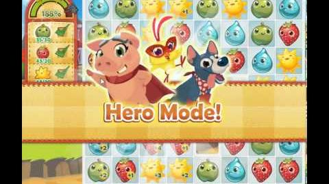 Farm Heroes Saga Level 5