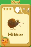 Hitter Kiwi A