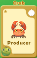Producer Crab A