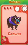 Grower Baboon