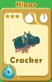 Cracker Hippo A