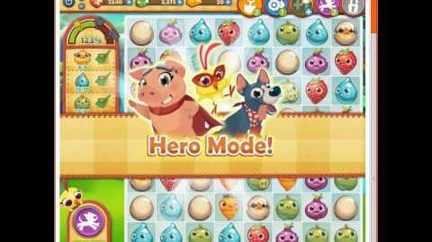 Farm Heroes Saga Level 27 HOW TO HATCH A DUCKLING