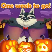 Rancid Halloween One week to go