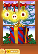 Big Gift in Level 18