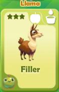 Filler Llama