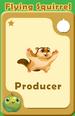Producer Flying Squirrel A