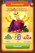 Rewards 6th stage (LS)