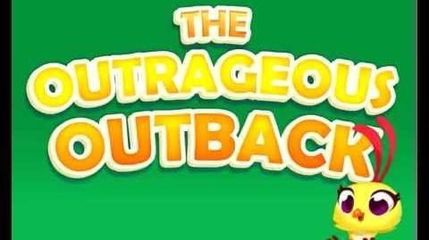 Official Farm Heroes Saga - Outrageous Outback Episode 38