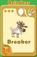 Breaker Reindeer A