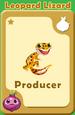 Producer Leopard Lizard A