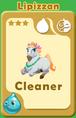 Cleaner Lipizzan A