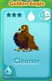 Cleaner Golden Eagle