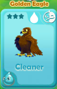 Cleaner Golden Eagle