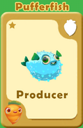 Producer Pufferfish A