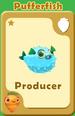 Producer Pufferfish A