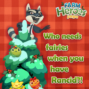 Rancid Who needs fairies when you have Rancid