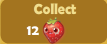 Collect 12 Strawberries