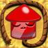 Firecracker 1-stage on hay
