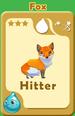 Hitter Fox A