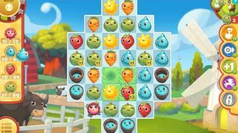 Farm Heroes Saga Level 1158