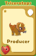 Producer Triceratops A