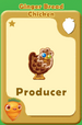 Producer Ginger Bread Chicken A