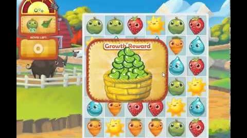 Farm Heroes Saga Level 1