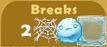 Breaks 2x A