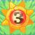 Sun bomb 3 on grass