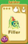 Filler Spider A