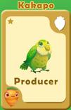 Producer Kakapo A