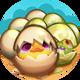 Achievements badge Eggstatic