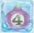 Onion bomb 4 under ice
