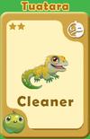 Cleaner Tuatara A