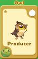 Producer Owl A