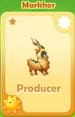 Producer Markhor
