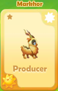 Producer Markhor