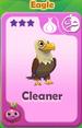 Cleaner Eagle