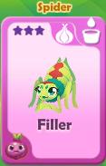 Filler Spider