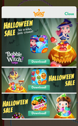 Halloween Sale (mobile)
