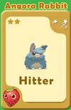 Hitter Angora Rabbit A