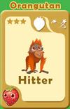 Hitter Orangutan A