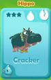 Cracker Hippo