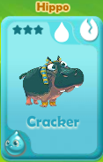 Cracker Hippo