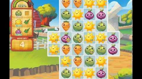 Farm Heroes Saga Level 6