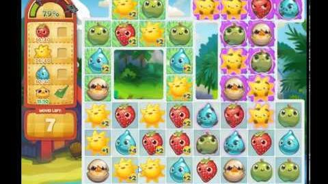 Farm Heroes Saga Level 189 NEW