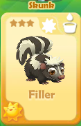 Filler Skunk